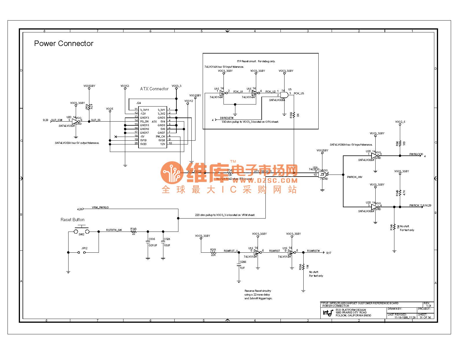 computer motherboard pdf circuit diagram