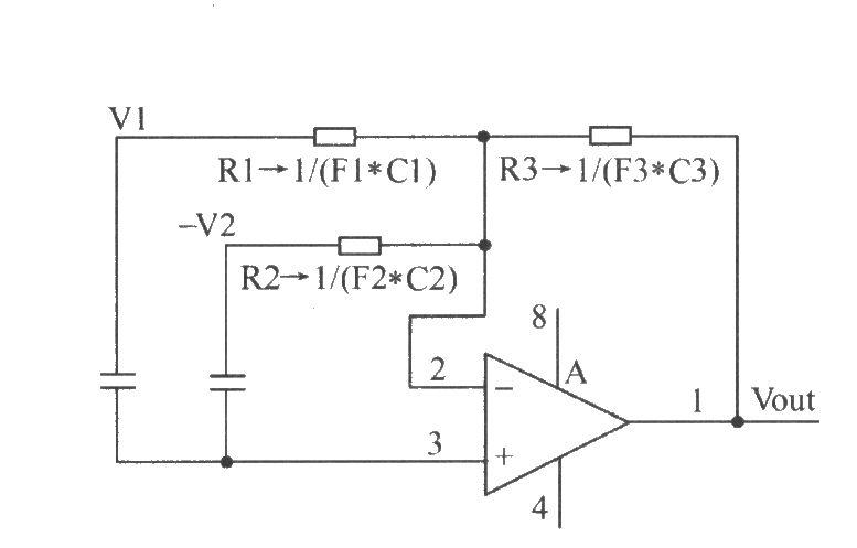 digital hygrometer - digital circuit