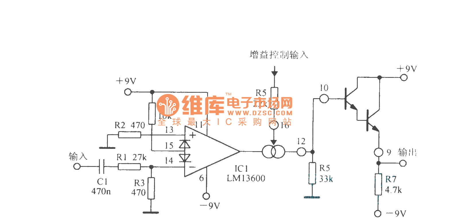 20vsupply Powersupplycircuit Circuit Diagram Seekiccom