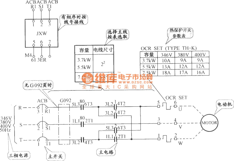 Mitsubishi Escalator Main Circuit Electrical Equipment Electric Firebug Basiccircuit Diagram Seekic