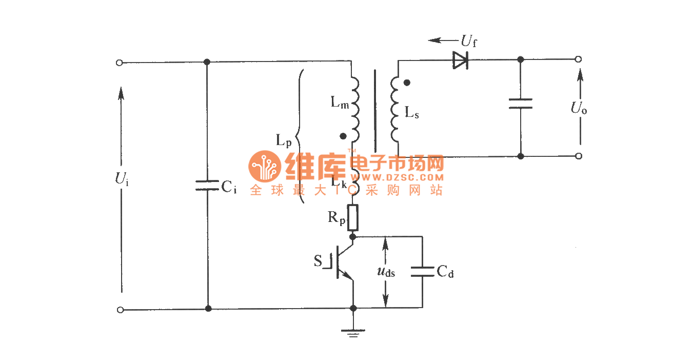 Qrc Soft Switching Flyback Converter Schematic Diagram Voltagecontrolledresistor Measuringandtestcircuit Circuit