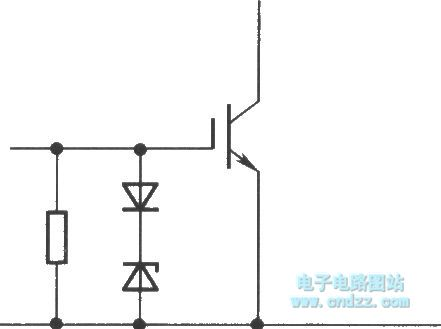 Grid_overvoltage_protection_circuit
