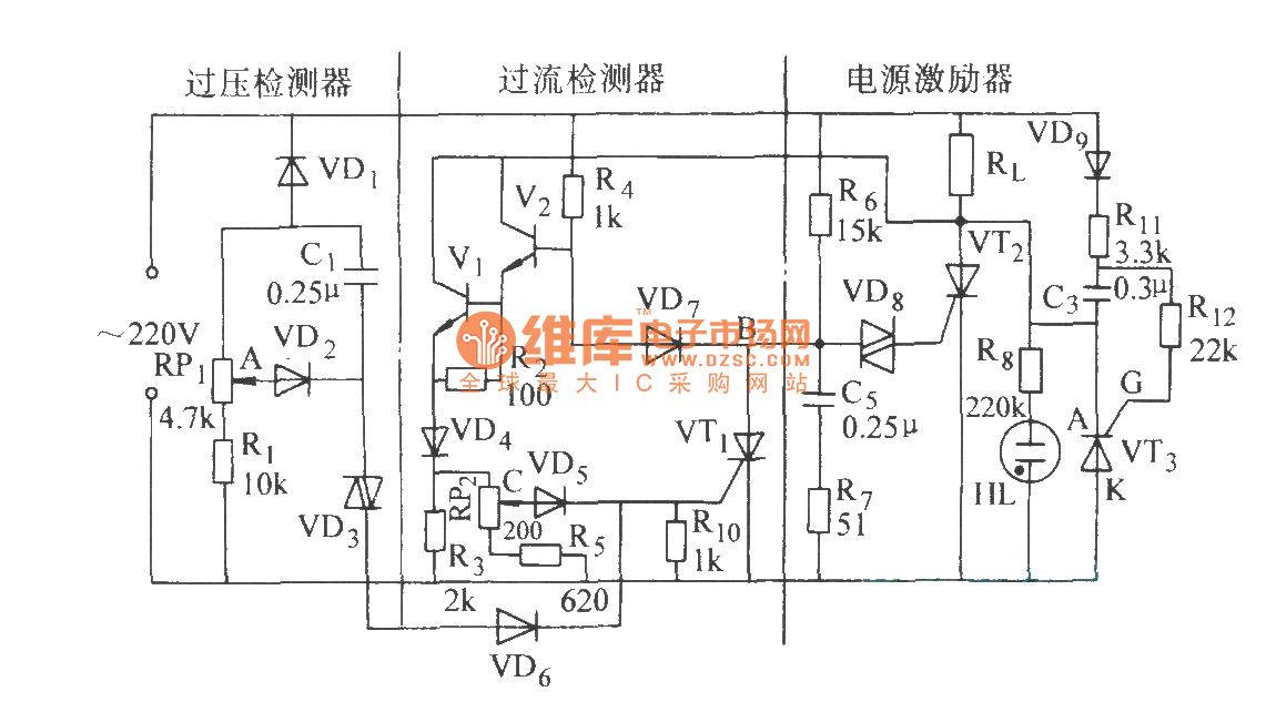 Of Igbt Over Current Protection Circuit Protectioncircuit Control