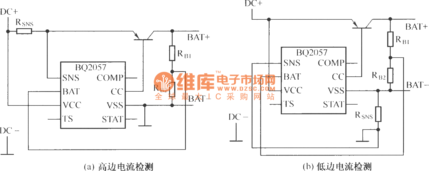 The Charging Process Of Bq2057 Power Supply Circuit Charger Http Www Seekic Com Diagram Basic Pictures