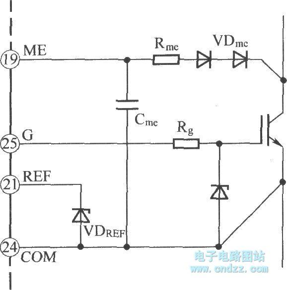 unipolarity gate drive circuit 0 uff0f 15v  igbt