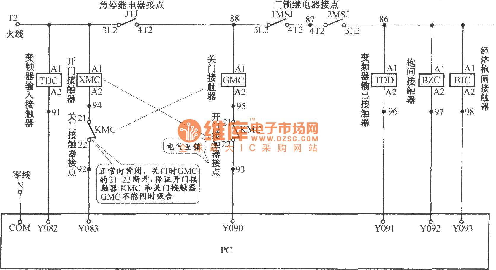 photoelectricacpowerswitch switchcontrol controlcircuit autowiringcircuitdiagram controlcircuit beijingtujiecontactorwiringcircuit