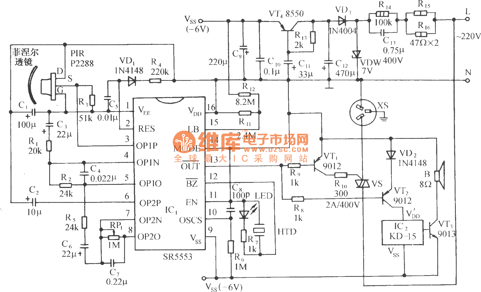 Seekiccom Circuitdiagram Controlcircuit Thepumpcontrolcircuit Index 3 Time Control Circuit Diagram Seekic Infrared Sensing Automatic Startup With