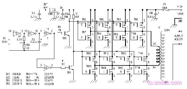 circuit diagram inverter 500w gallery how to guide and