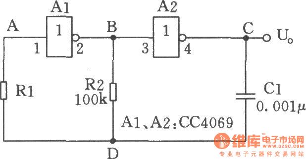 simple multi-harmonic generator