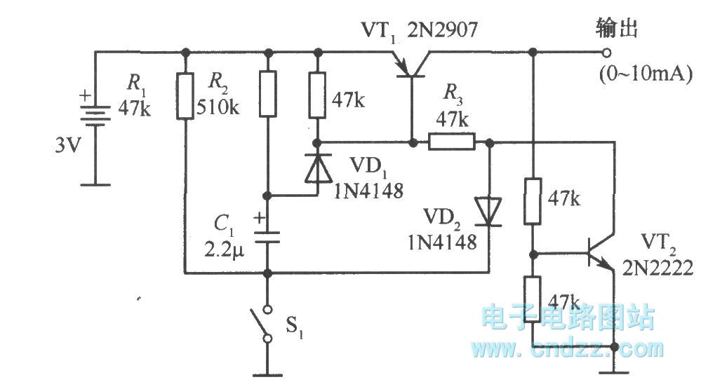 remote controlled battery switch circuit