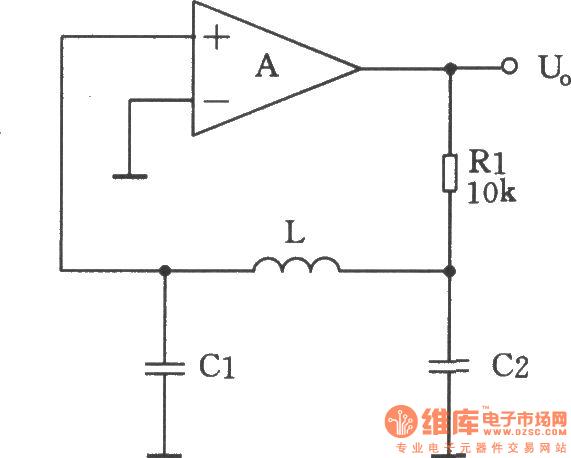 lc square wave generator - signal processing - circuit diagram