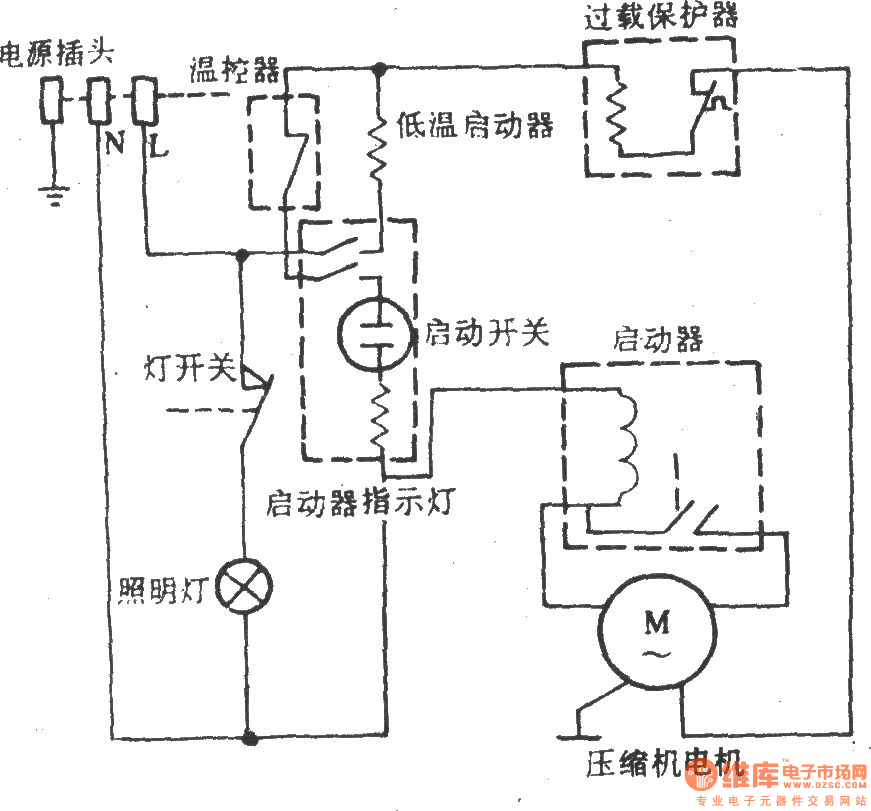 Continental-ariston Bcd-183 Refrigerator