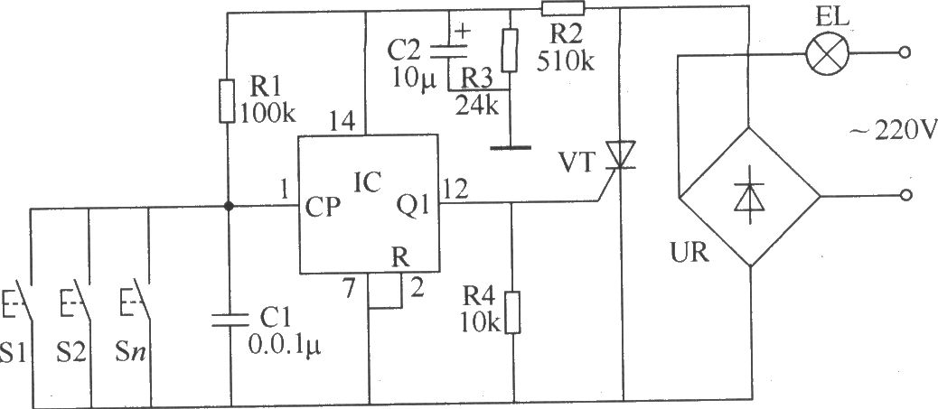 multi-control switch circuit diagram 5