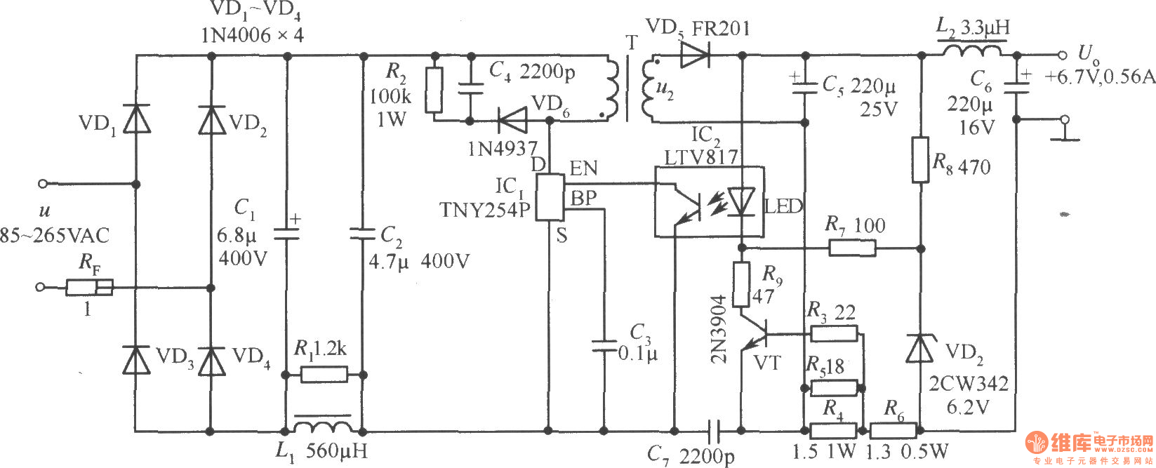 charger five powersupplycircuit circuit diagram seekiccom67v 056a cell phone battery constant current charger circuit