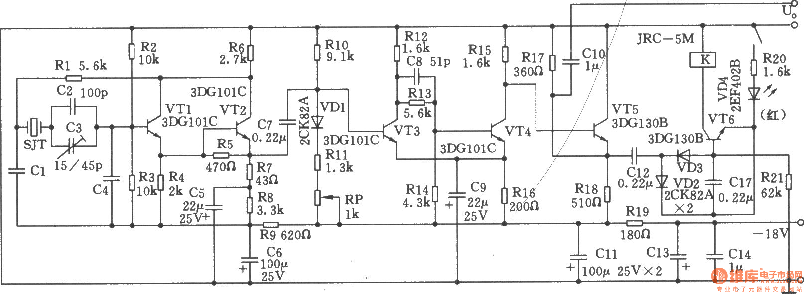 High Frequency Oscillator Circuit Diagram Unlimited Access To Pierce Crystal Tradeoficcom 56 512khz Rh Seekic Com Very Oscillators Transformer Step Down