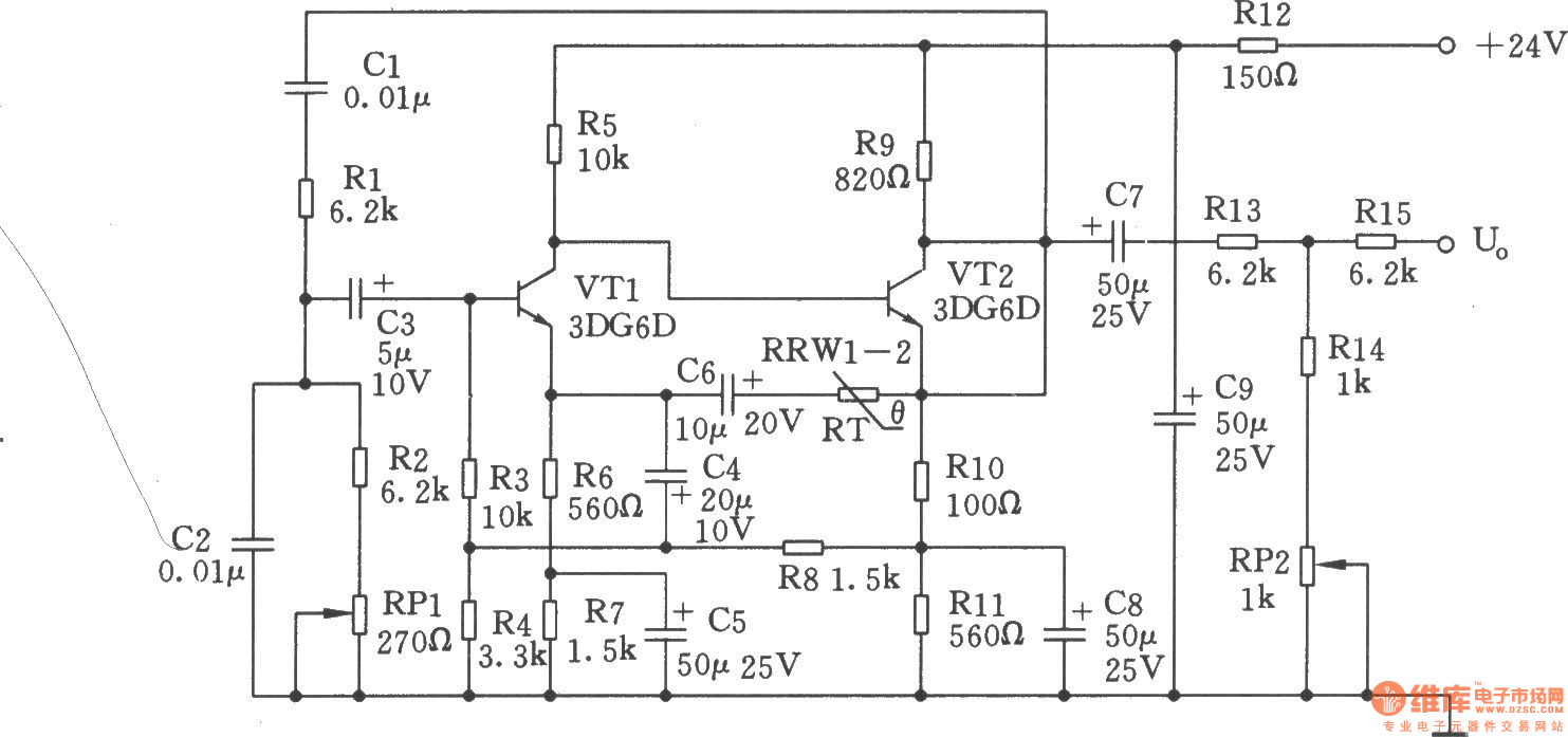 25khz Wien Bridge Signal Generator Processing Circuit Diagram 28 Computerrelatedcircuit