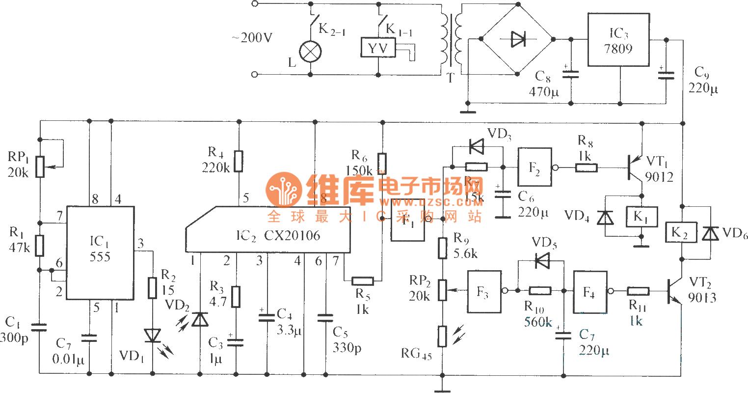 Electric Fence Part 8 Automotivecircuit Circuit Diagram Seekic