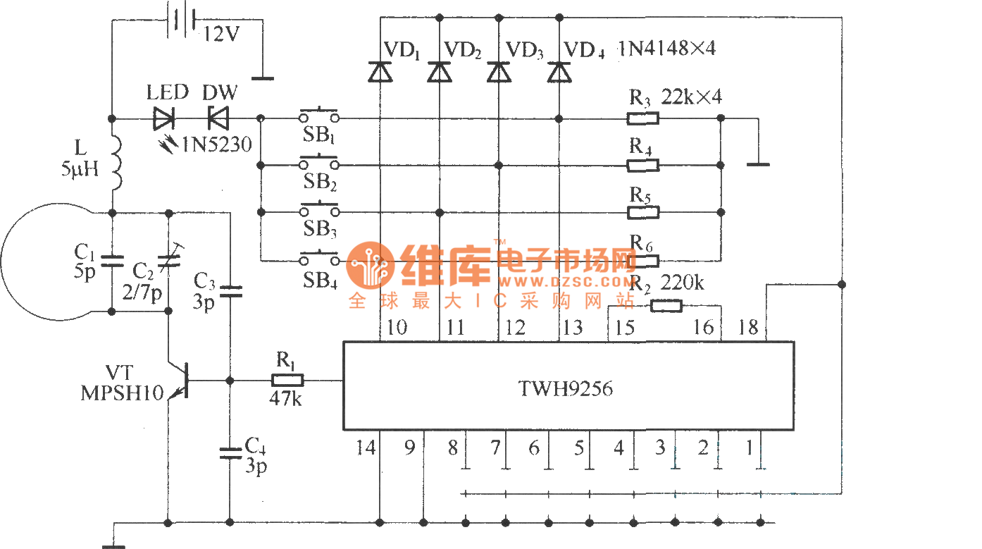 Electric Single Girder Crane Remote Control Circuit Diagram Wwwseekiccom Circuitdiagram Basiccircuit Ratiometricadconverter
