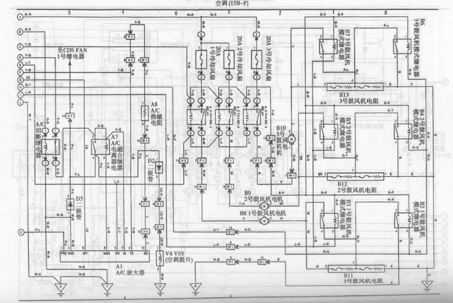 2011426202823306 toyota coaster bus air conditioning system circuit diagram 5