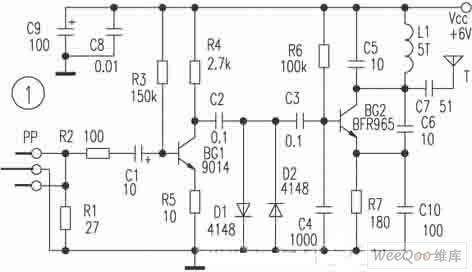 fm wireless headset circuit diagram audio circuit. Black Bedroom Furniture Sets. Home Design Ideas