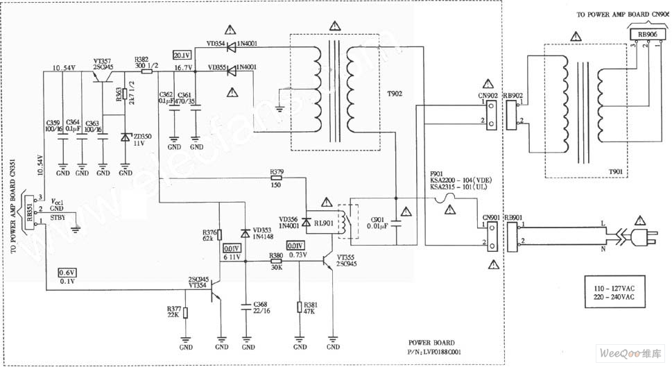 philips active subwoofer speaker power supply circuit diagram automotive circuit circuit