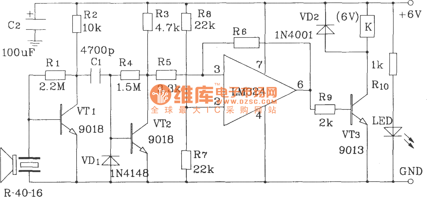Series Parallel Speaker Wiring Diagram besides Piezoelectric Microphone Schematic furthermore Piezo Transducer Sensor Circuit Diagram besides Printerpage additionally Zvs. on piezoelectric speaker circuits