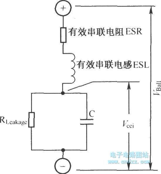 lithium ion battery equivalent circuit