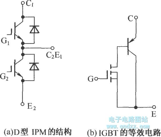 D type ipm structure and igbt equivalent circuit d type ipm structure and igbt equivalent circuit ccuart Images