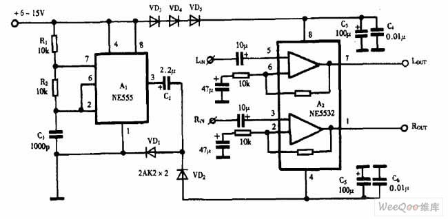 Negative Voltage Generator Negative Voltage Generator