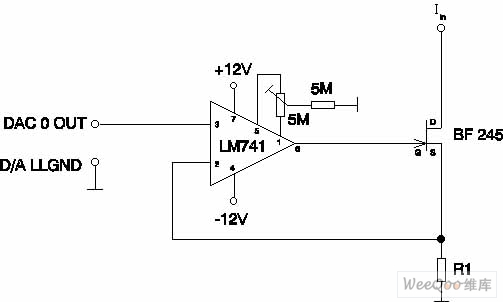 A/D Converter Output Interface Circuit Composed of uA741 ...