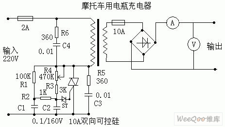 6V_to_24V_motorcycle_battery_charger_circuit