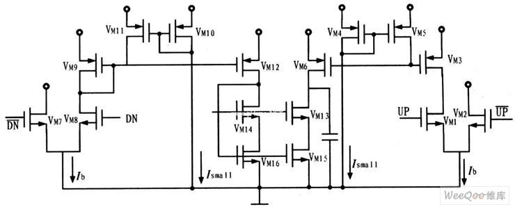 charge pump circuit - basic circuit
