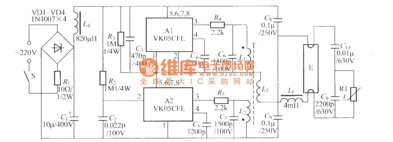 Simple Power Saver Circuit Schem Http Circuitschematicelectronics