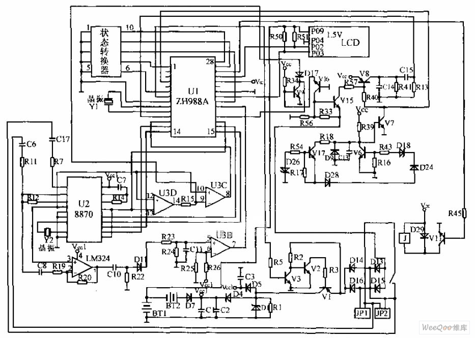 new smart phone manager circuit - amplifier circuits-rf - amplifier circuit