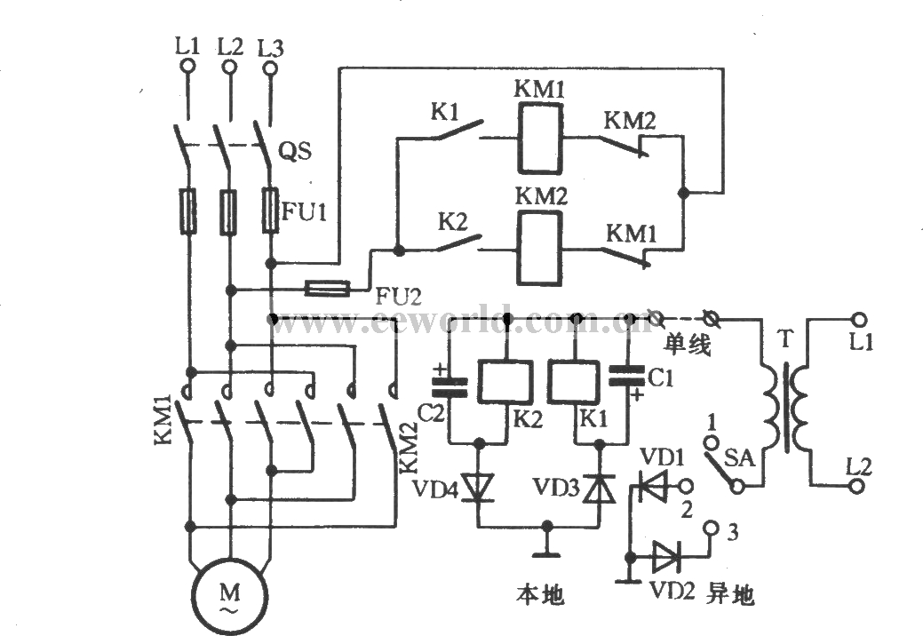single phase to three phase converter wiring diagram wirdig schematic together 120 208 three phase transformer wiring diagram