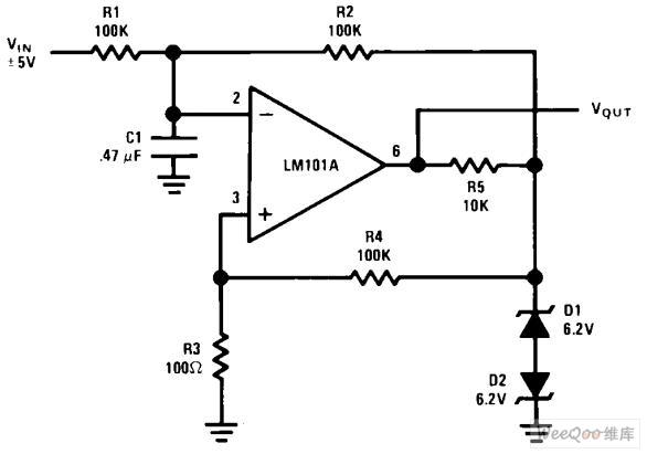 pulse width modulator circuit - automotive circuit - circuit diagram
