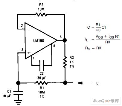 Multiplier_of_capacitor_circuit