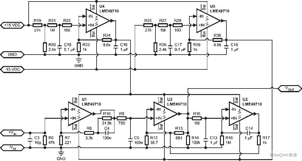 Phono Preamplifier Circuit Diagram - Wiring Diagram Review