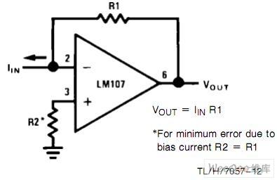 Current_voltage_converter_circuit