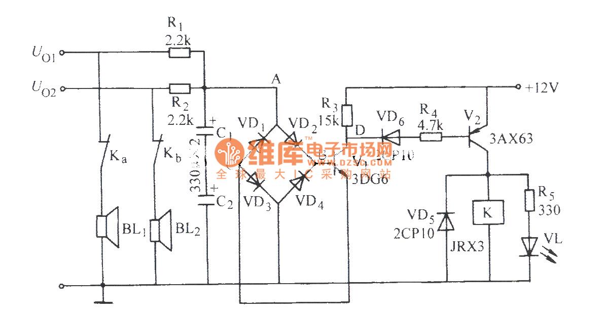 led test light circuit diagram led light software
