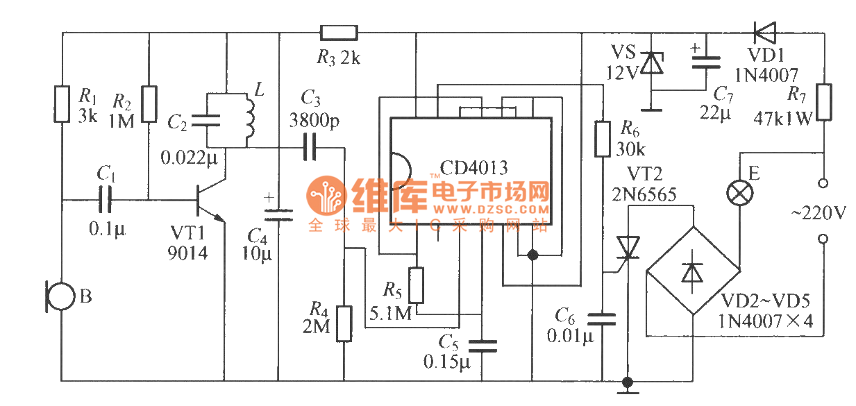 Figure 28 12v Electric Motor Tester Circuit Wiring Diagram M983