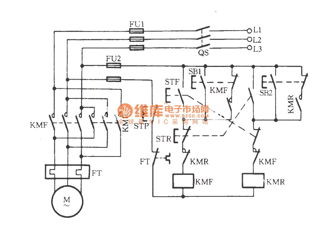 Three phase reversing switch wiring diagram get free for 3 phase motor switch