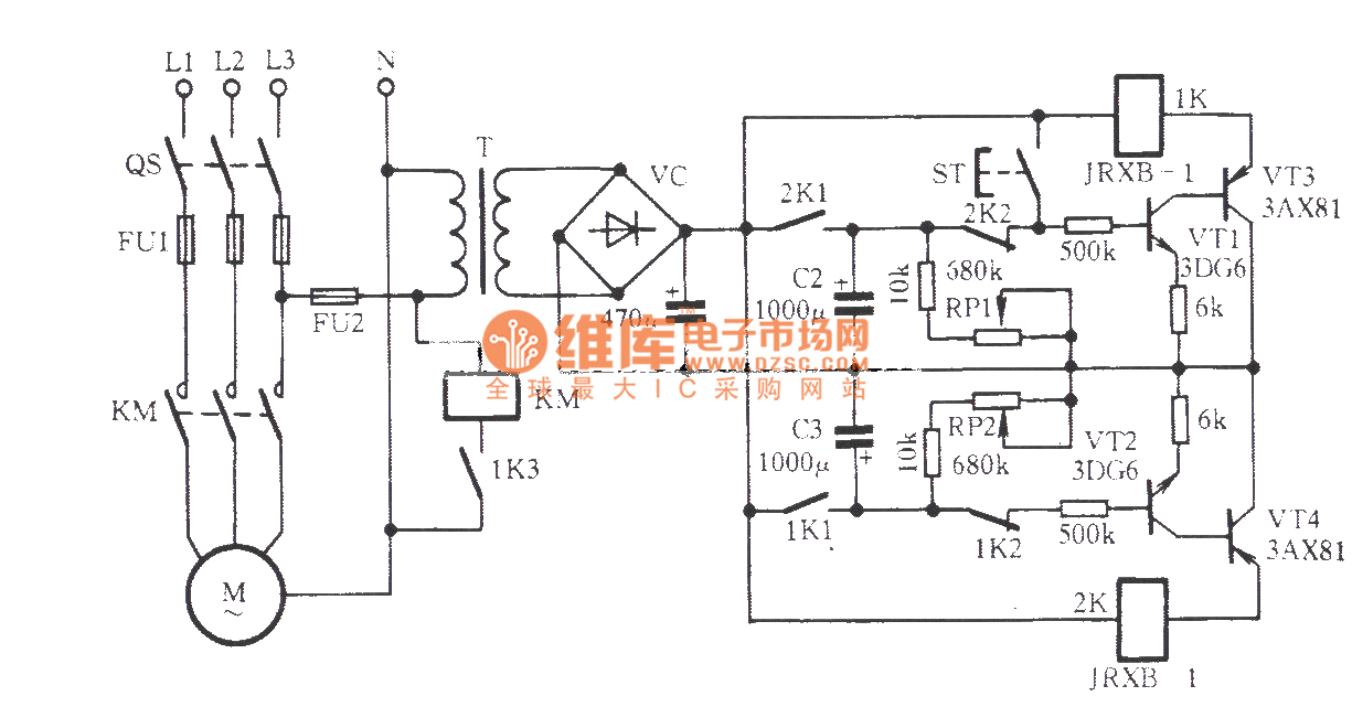 3 Phase Exhaust Fan Wiring Diagram