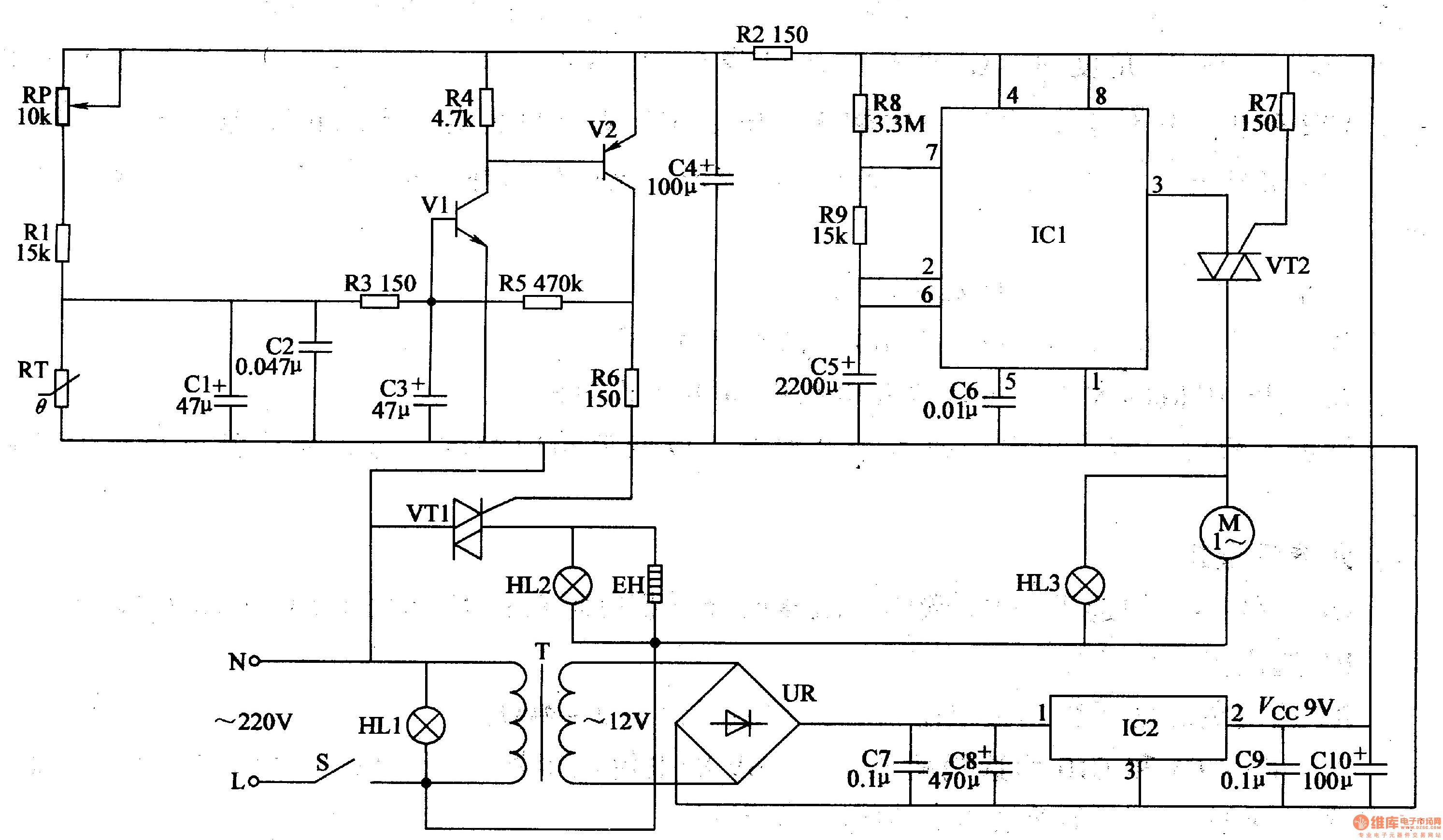 eggs automatic incubator 2 electrical equipment circuit circuit rh seekic com