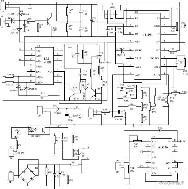 Ic 494 Circuit
