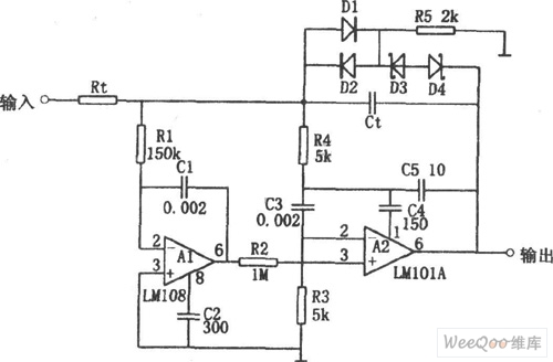 Miraculous Lm101A And Lm108 High Speed Integrator Circuit Diagram Wiring Cloud Pimpapsuggs Outletorg
