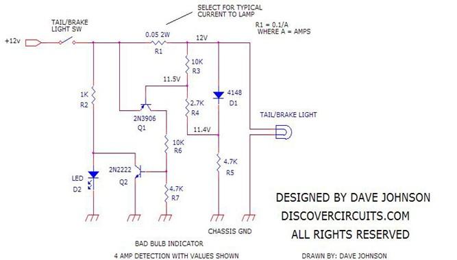 Led Light Bulb Circuit Diagram Of Led Light Bulb