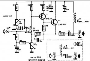 yagi tv antenna wiring diagram vlf vhf wideband active    antenna    signal processing  vlf vhf wideband active    antenna    signal processing