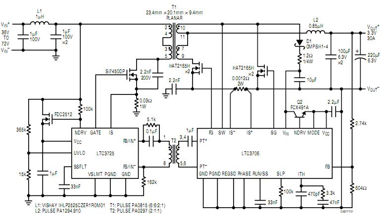 led stepdown power supply