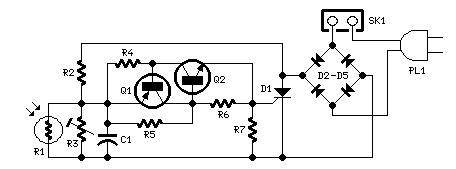 Using tl494 simple inverter circuit diagram in addition TA7642 integrated circuit radio circuit diagram likewise Dark activated 230V L further A Simple Electronic Buzzer Circuit also Alarms Design. on remote control circuit diagram